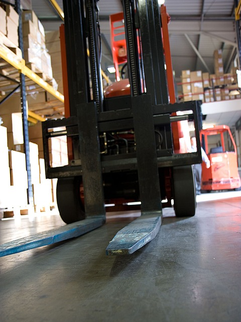 safety issues with Industrial Forklifts