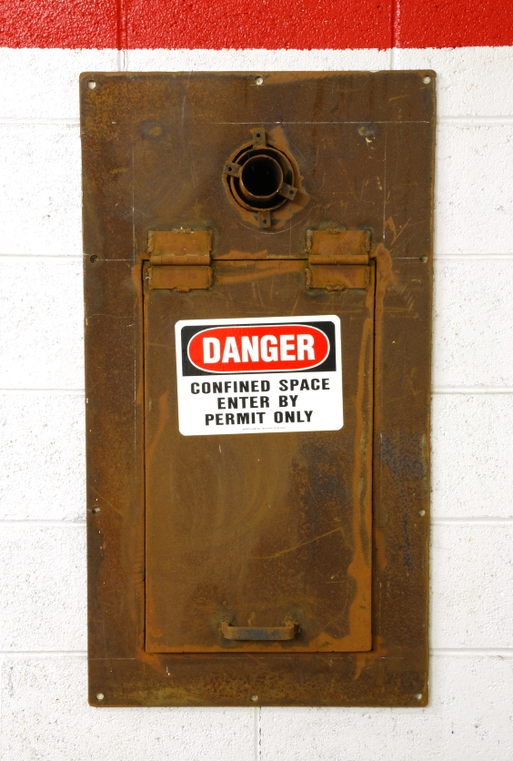 How To Protect Employees From Confined Spaces Hazards