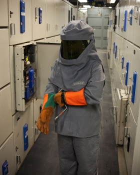 Personal Protective Equipment for Arc Flash Hazards