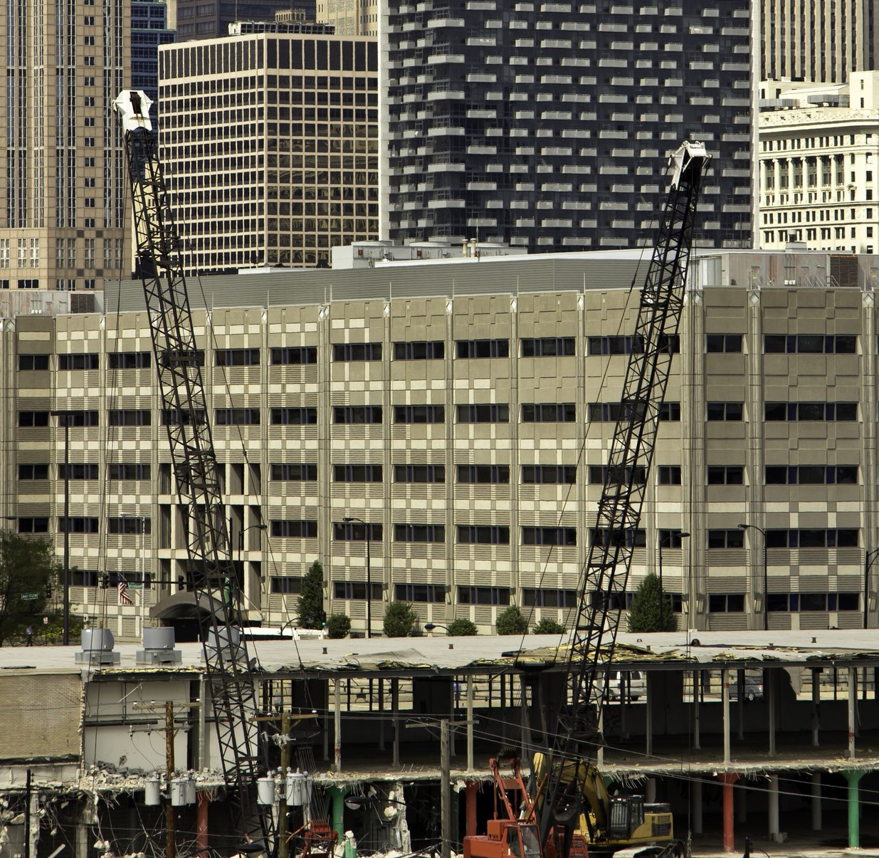 OSHA Crane Regulations & Chicago Crane License Requirements