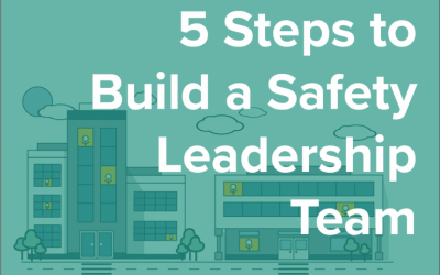 5 Steps Safety Leadership Team