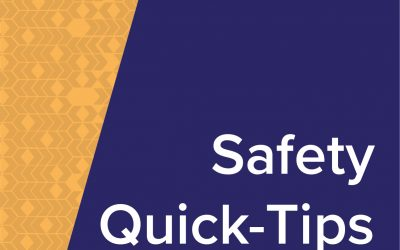 June Safety Month – Quick-Tips for Culture of Safety