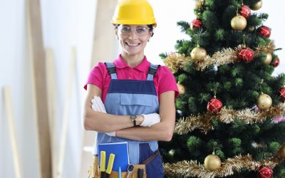 Holiday Decorating Tips: Putting Them Up and Taking Them Down