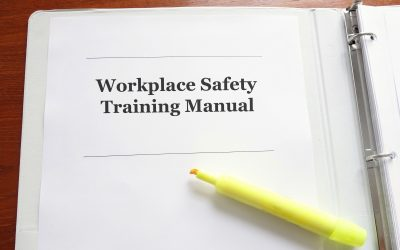 Blowing the Dust Off: 4 Tips to Update Your Safety Manuals
