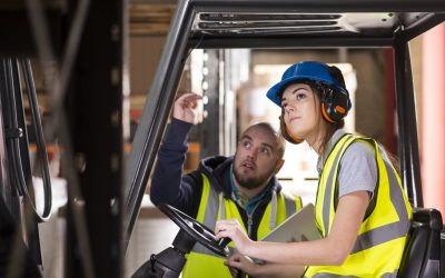 5 Tips to Improve Forklift Safety